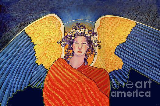 24x36 Radiant Angel by Dia T