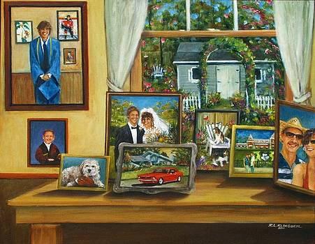 25 Years by Richard Klingbeil