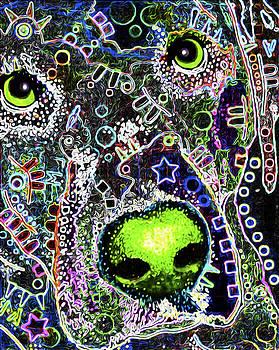 253 Labrador by Nixo by Nicholas Nixo