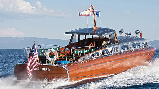 Steven Lapkin - Thunderbird Lake Tahoe