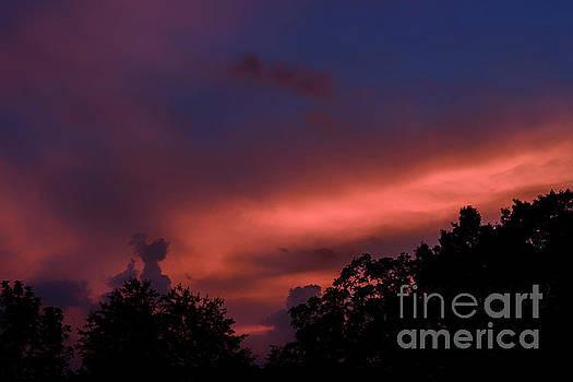 Appalachian Afterglow by Thomas R Fletcher