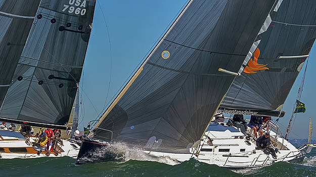 Steven Lapkin - ROLEX Big Boat Series Returns