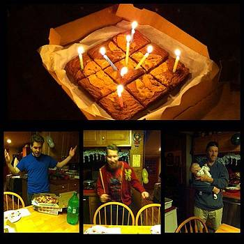 29! Hubby And I Joined My Broskis  For by Sarah Krafft