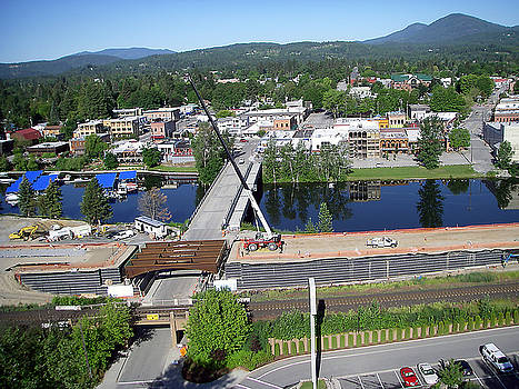 Jerry Luther - 29 Through Downtown Sandpoint