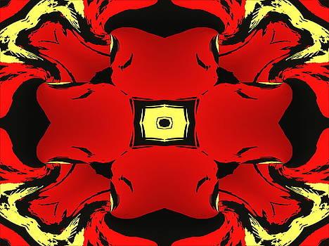 2.Abstract.4 by Ramona Barnhill