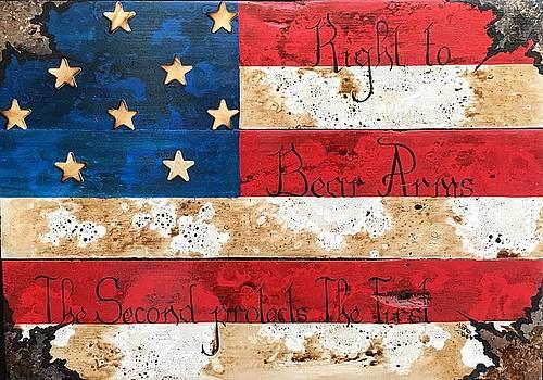 2nd Amendment  by Ana's Jazzy art