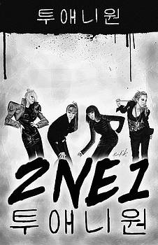 Kenal Louis - 2NE1 Korean Pop Power