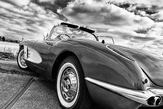 1959 Chevrolet Corvette by Wim Slootweg