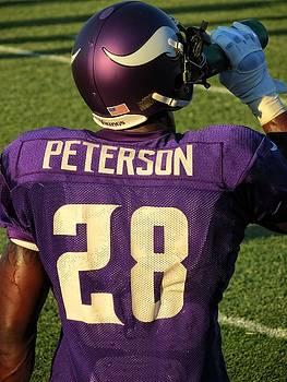 Kyle West - Adrian Peterson