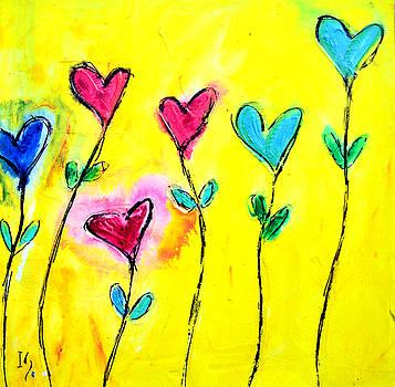 Amor de Colores by Ivan Guaderrama