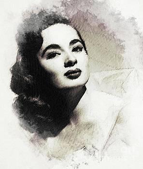 John Springfield - Ann Blyth, Vintage Actress