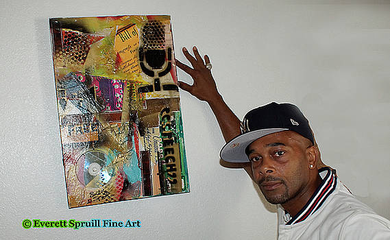 Art Collector by Everett Spruill