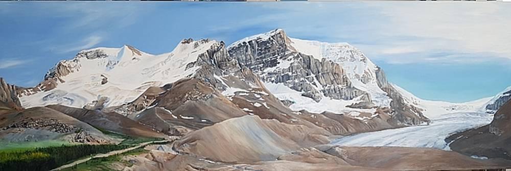 Athabasca by Glen Frear