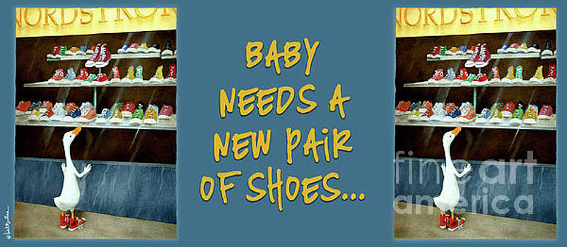 Will Bullas - baby needs a new pair of shoes...