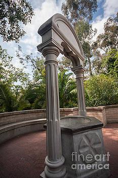 Balboa Park, San Diego by Richard Smukler