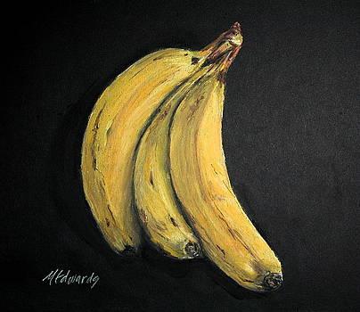 3 Bananas by Marna Edwards Flavell