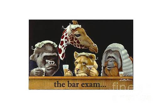 Will Bullas - bar exam...