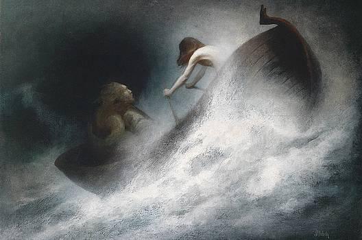 Being Rescued by Karl Wilhelm
