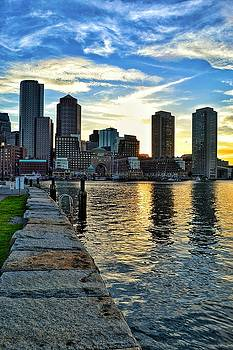 Boston Harbor by SoxyGal Photography