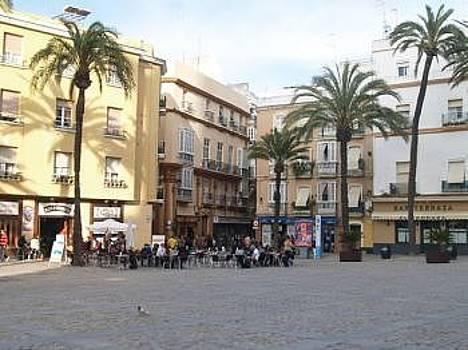 Cadiz Spain by Ted Hebbler