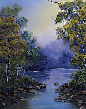 Calm Waters by John Cocoris