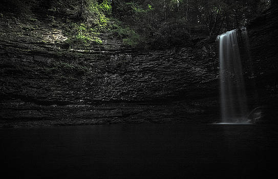 Cherokee Falls by Mike Dunn