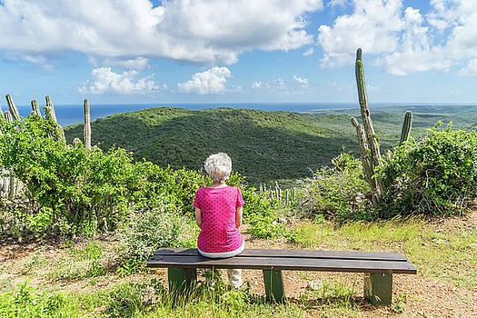 Christoffel National park - Curacao Views by Gail Johnson
