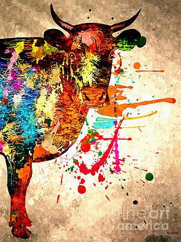 Cow Grunge by Daniel Janda