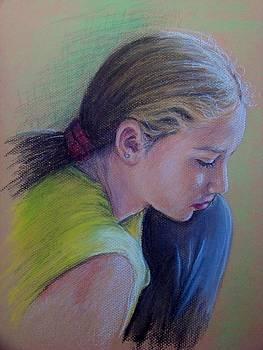 Cristina by Justyna Pastuszka