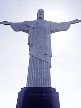 Cristo Redentor by Cesar  Vieira
