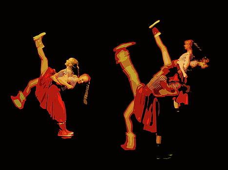 Dancers by Jouko Lehto