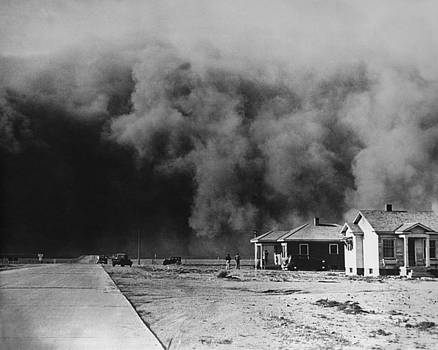 Omikron - Dust Storm 1930s