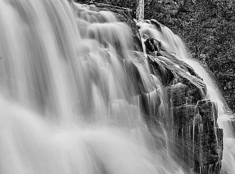 Eagle Falls by Martin Gollery