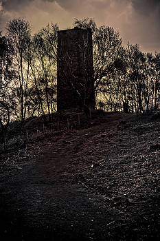 Earls Grey Tower Derbyshire by Roland Keates