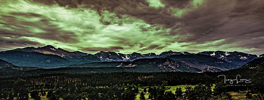 Estes Park, Colorado by Tony Lopez