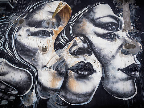 3 Faces by Robin Zygelman