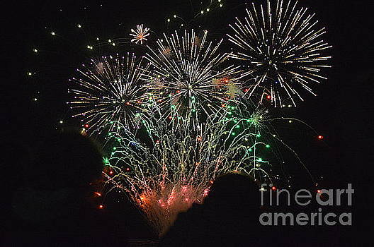 Fireworks by Andy Thompson