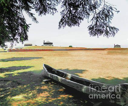 Fort Niagara by Raymond Earley