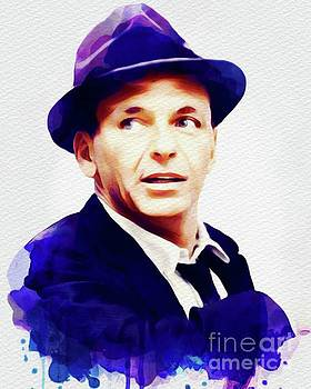 John Springfield - Frank Sinatra, Hollywood Legend