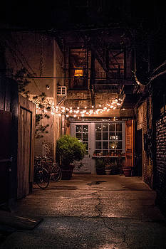 Freeman Alley by Robert J Caputo