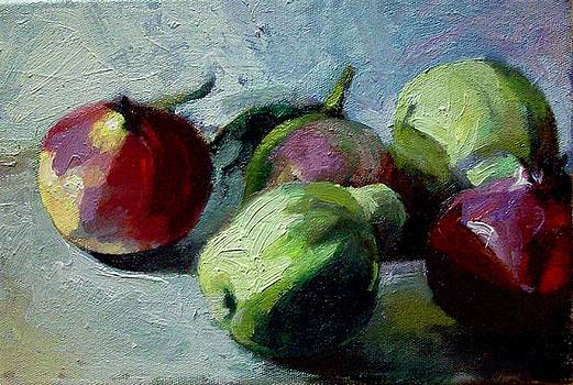 Fruits by George Siaba