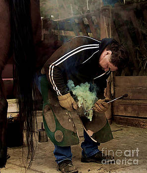Roland Stanke - Hot Shoeing