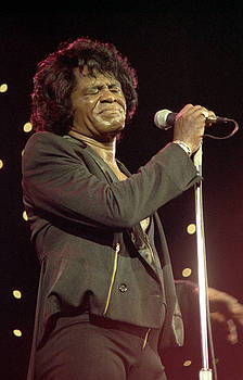 James Brown   by Nancy Clendaniel