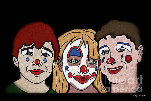 3 Jesters by Megan Dirsa-DuBois