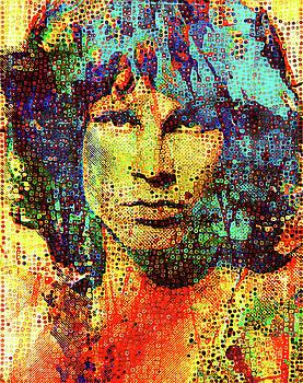 Jim Morrison by Gary Grayson