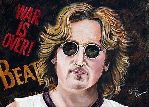 John Lennon by Graham Swan