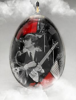John Lennon The Beatles by Marvin Blaine
