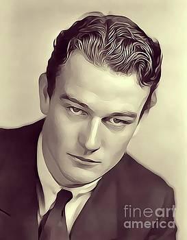 John Wayne, Actor by John Springfield