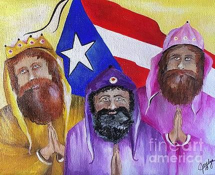 3 Kings by Jacalyn Hassler Yurchuck