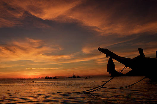 Koh Tao Island in Thailand by Tamara Sushko